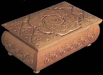 Carved Wood Jewelry Box Most Popular and Best Image Jewelry